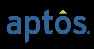Case study Aptos logo