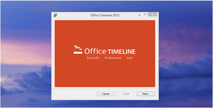 Office Timeline: Download Office Timeline