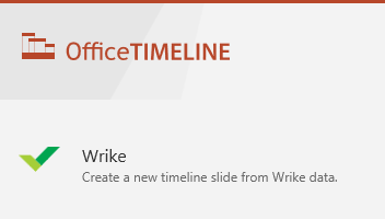 how to import data from Wrike