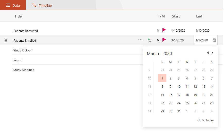 Choose date & time formats